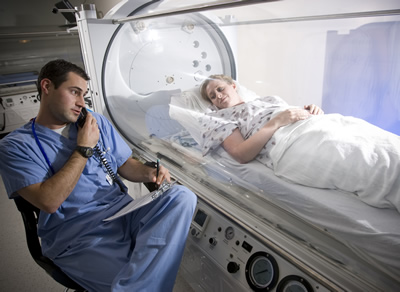 What and How is Hyperbaric Oxygen Therapy Done?
