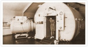 The History of Hyperbaric Oxygen Therapy